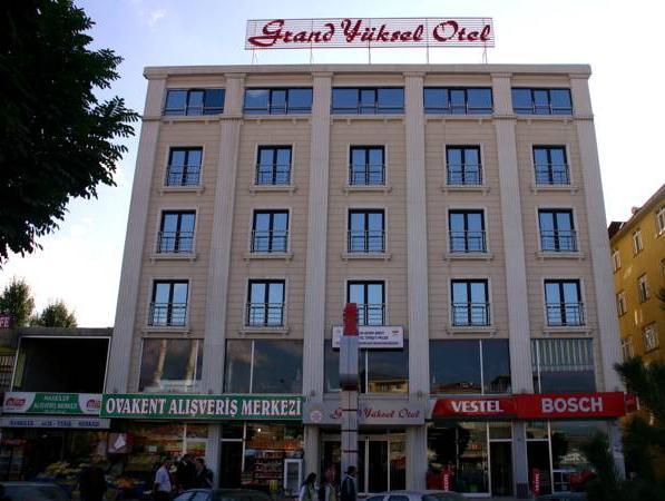 Grand Yuksel Hotel, Güroymak