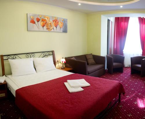 Apartments Deluxe, Ivano-Frankivs'ka