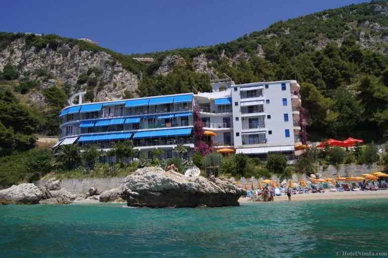 Nimfa Hotel, Vlorës