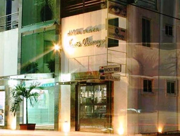 Hotel Santo Domingo Express, Centro