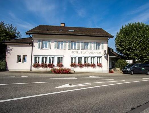 Hotel Platanenhof, Laufenburg