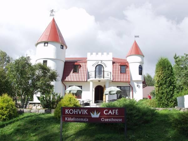 Villa Valge Kroon, Puhajarve