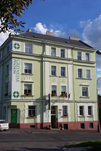 Penzion Greenstar, Ústí nad Labem