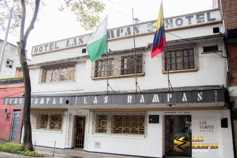 Las Rampas, Medellín