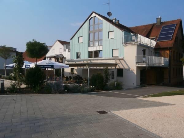 Gasthof Kocherbahnle, Schwäbisch Hall