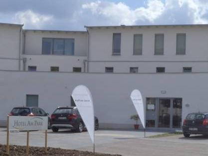 Das Neue Hotel Am Park, Unna