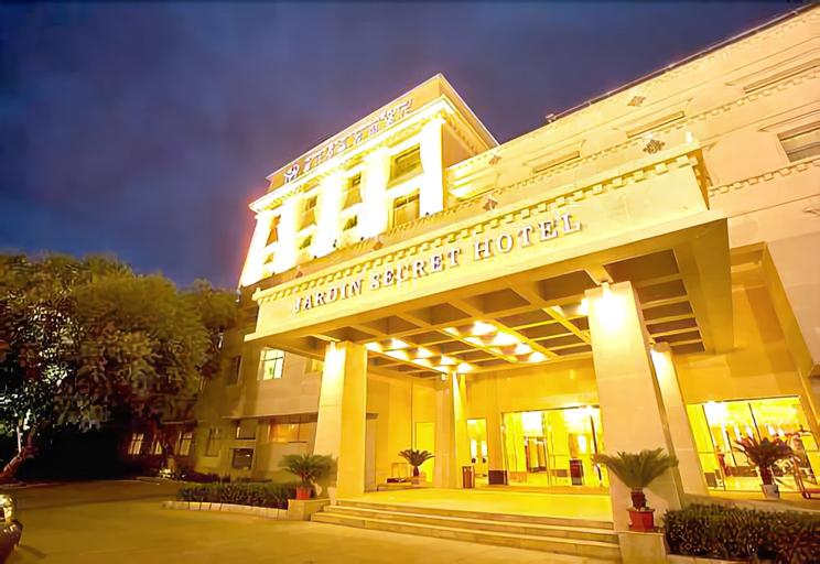 Jardin Secret Hotel Lhasa, Lhasa