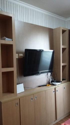 Sewa Harian Apartemen Sentra Timur 1BR Fullfurnish Dekat Pintu Toll Pulogebang, East Jakarta