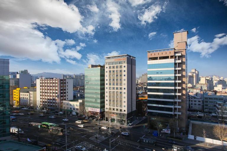 Golden City Hotel Dongdaemun, Dong-daemun