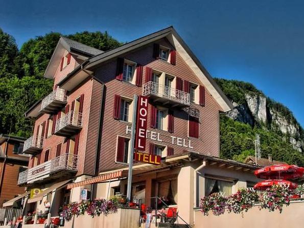 Hotel Tell, Uri