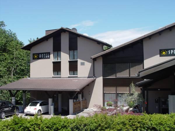 Hotel Sportcenter Funf Dorfer, Landquart