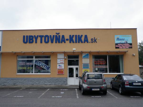 Ubytovňa Kika, Trenčín