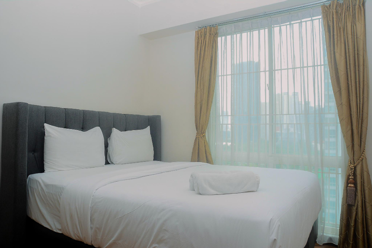 Spacious 2BR + Office Room Puri Casablanca Apartment By Travelio, Jakarta Selatan
