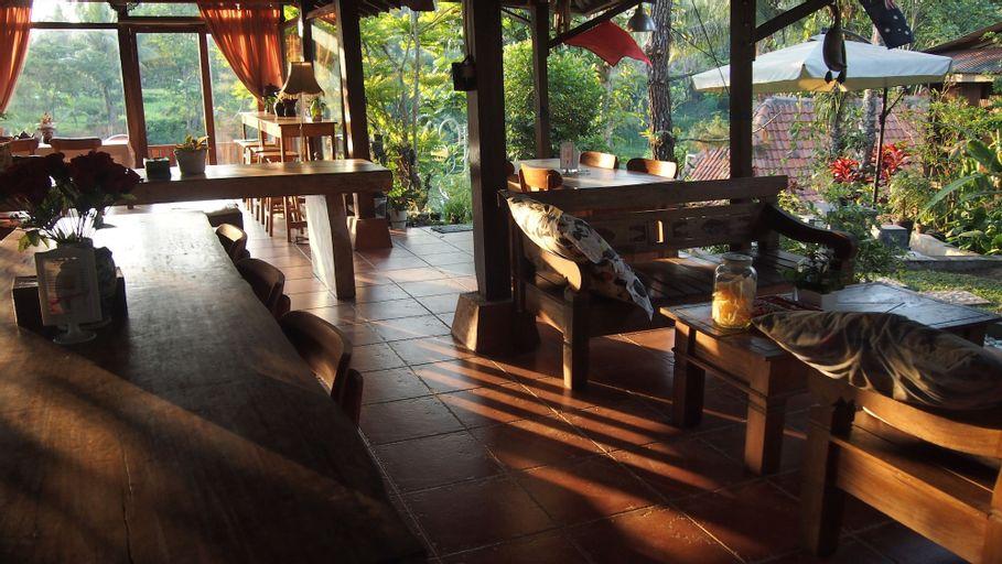 The Riverside Javanese Cottages, Sleman