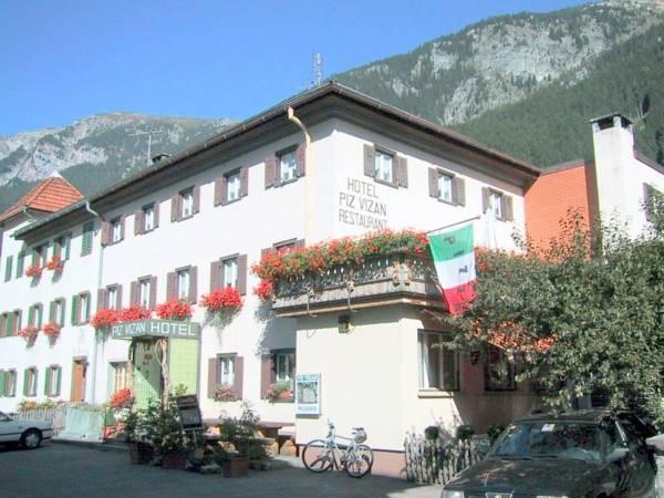 Hotel Piz Vizan, Hinterrhein
