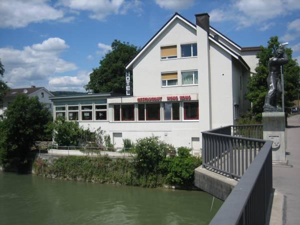 Hotel zum Alten Zoll, Brugg