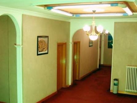 Aydinlar Hotel, Merkez