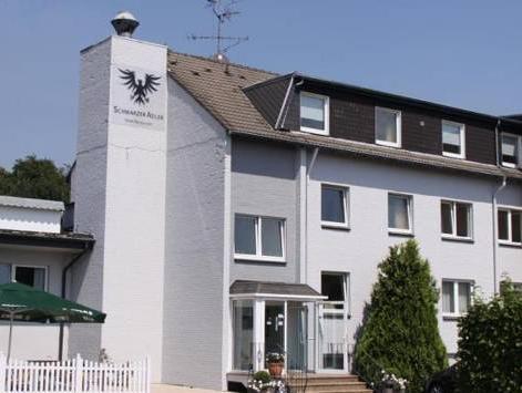 Hotel Schwarzer Adler, Wesel