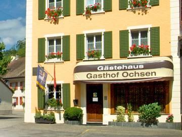 Gasthof Ochsen, Waldenburg