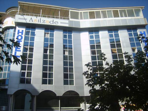 Asilzade Hotel, Merkez