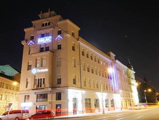 Hotel Palac, Olomouc