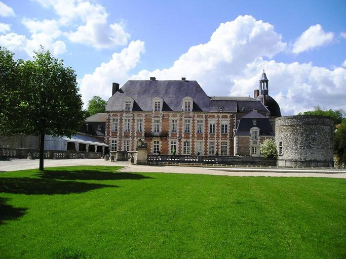 Chateau d Etoges, Marne