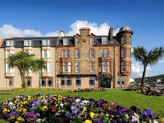 The Royal Hotel Campbeltown, Argyll and Bute