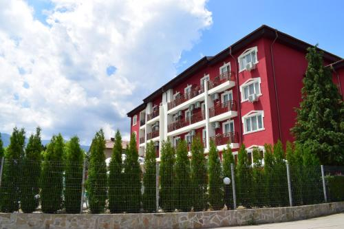 Tintyava Balneohotel, Varshets