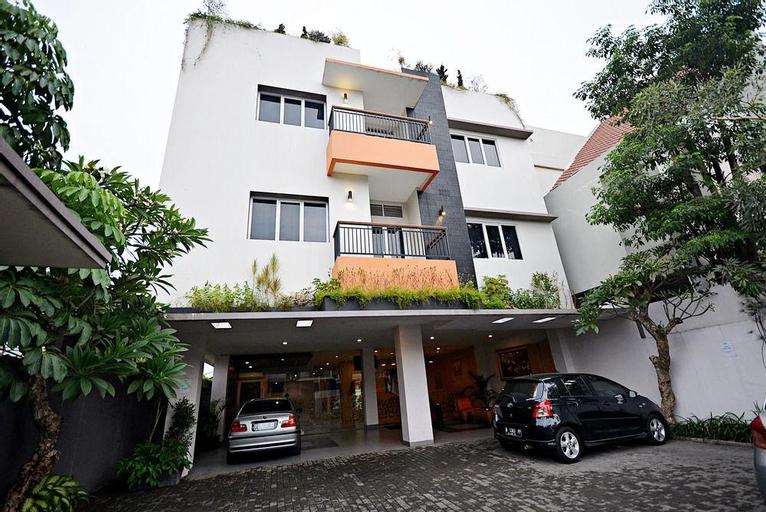 Safin Inn Cipete, South Jakarta