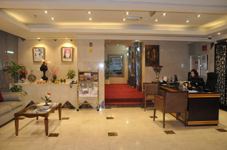 Arabian Gulf Hotel Apartments Al Barsha,