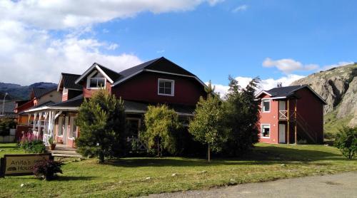 Anita´s House, Lago Argentino