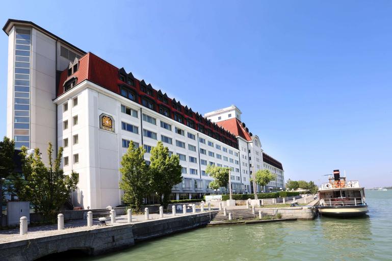 Hilton Vienna Danube Waterfront, Wien