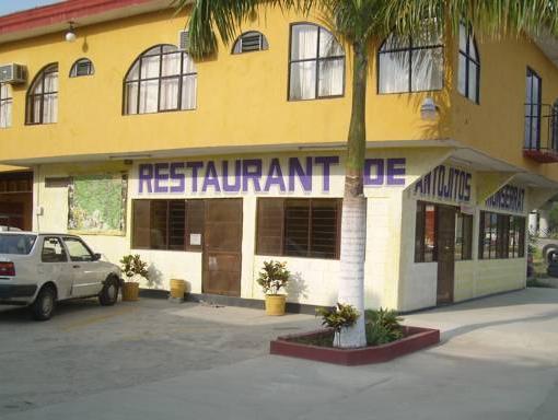 Hotel Moreno, Ciudad Valles