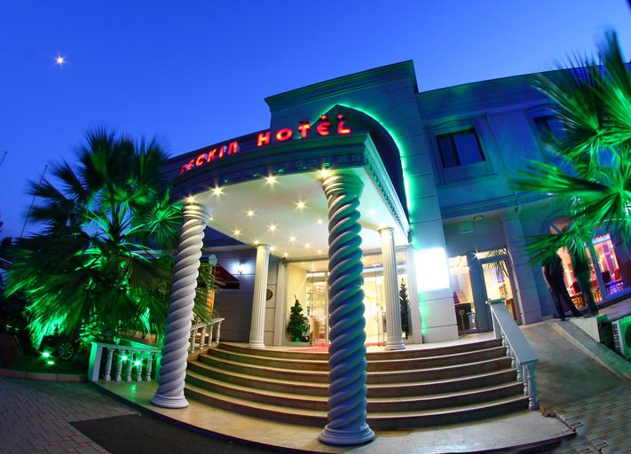 Seckin Hotel Spa & Wellness, Merkez