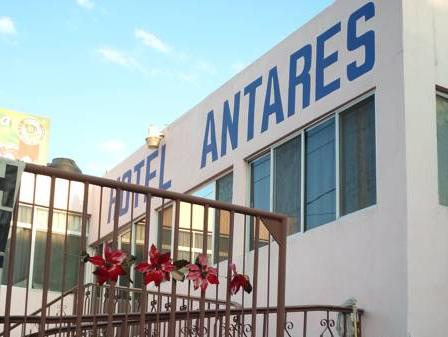 Hotel Antares, San Luis Potosí