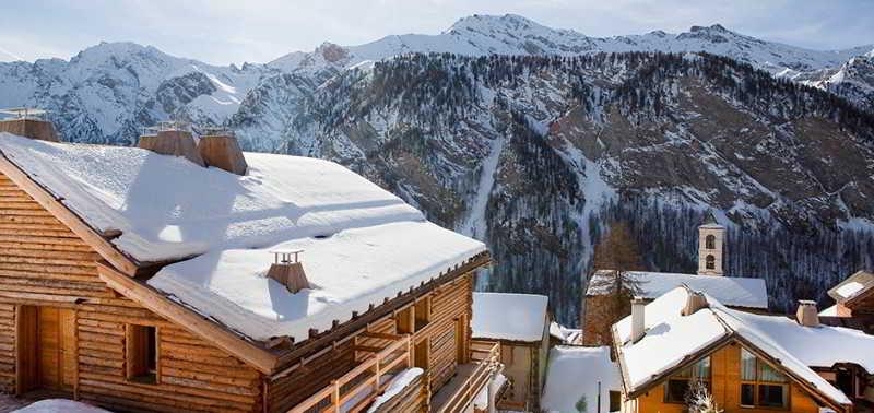 Hotel & spa Alta Peyra, Hautes-Alpes