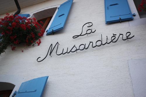 Boutique hotel, Guesthouse La Musardiere, Nyon