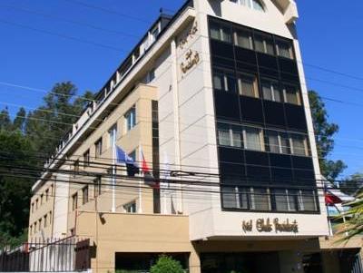 Apart Hotel Presidente Suites Concepcion, Concepción