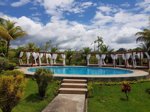 El Sauce Resort, San Martín