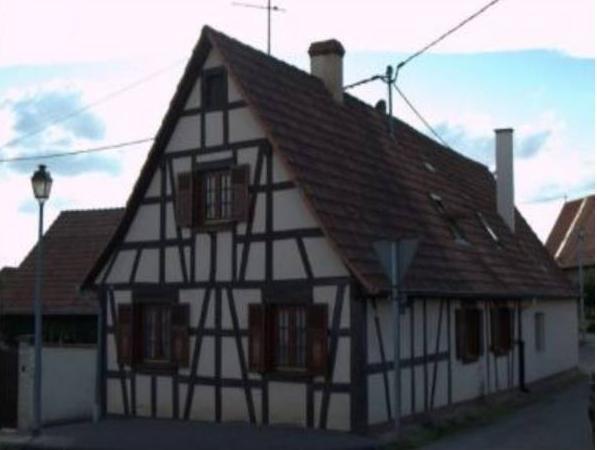 Gîte Storikhaus, Bas-Rhin