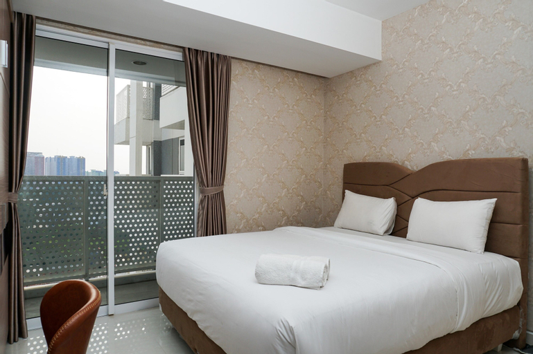 Enjoy Stay Studio Room at West Vista Apartment, Jakarta Barat