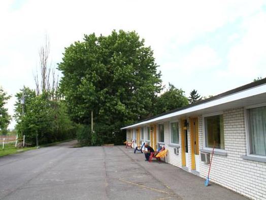 Motel Champlain, Champlain