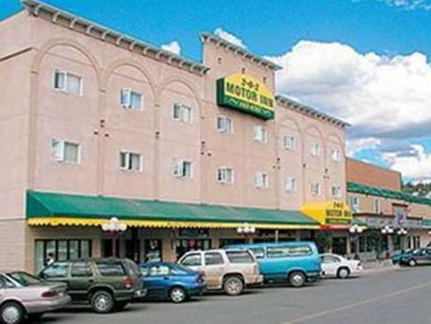 "Elite Hotel ""Downtown Center"", Yukon"