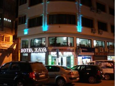 Hotel Kaya, Merkez