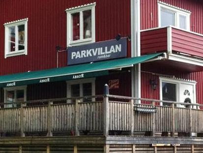 Parkvillan, Åre