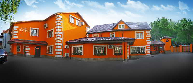 Hotel Patio, Stavropol'skiy rayon