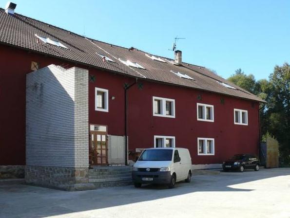Hotel Ve Mlejne, Benešov