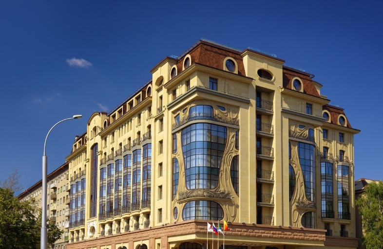 Marriott Hotel Novosibirsk, Novosibirskiy rayon