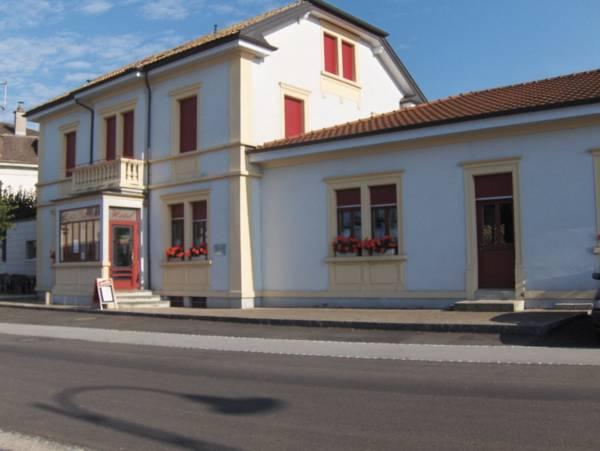 Hôtel de la Gare, La Petite Gilberte, Porrentruy