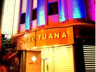 Mavi Tuana Hotel, Merkez